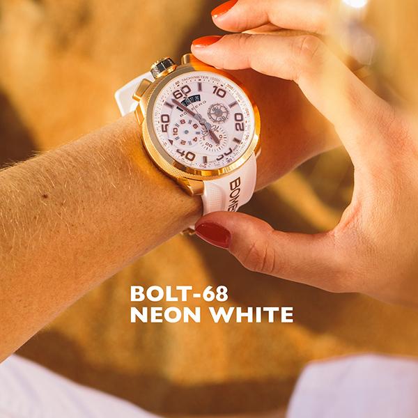 Bolt-68 Neon White